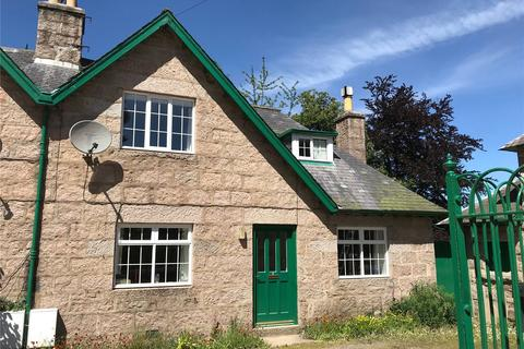 2 bedroom semi-detached house to rent - 1 Bush Cottages, Glen Tanar, Aboyne, Aberdeenshire