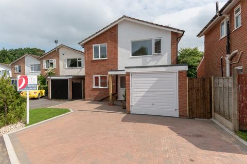 5 bedroom detached house for sale - Ettington Close Dorridge Solihull