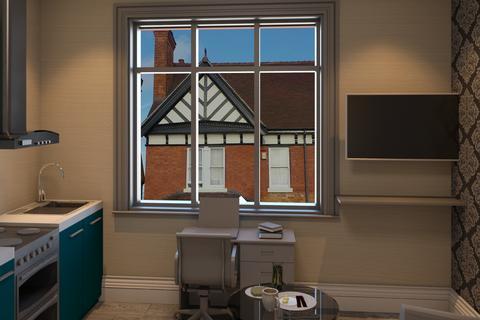 Studio to rent - Edgbaston Studio, Raglan Road, Edgbaston, Birmingham B5