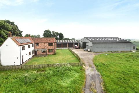 5 bedroom property with land for sale - Ewerby Thorpe, Sleaford, NG34