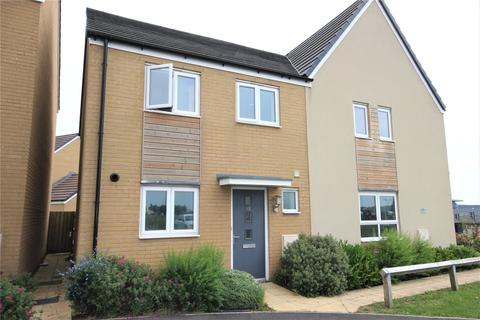 3 bedroom semi-detached house for sale - Skinners Croft, Charlton Hayes, Patchway, Bristol, BS34