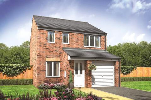 3 bedroom semi-detached house for sale - Plot 342 Millers Field, Manor Park, Sprowston, Norfolk, NR7
