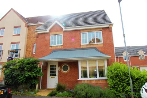 3 bedroom house to rent - Thistley Close, Leicester,