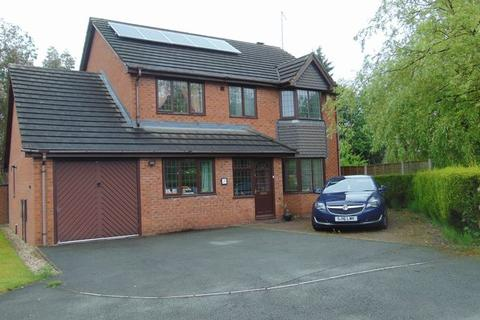 4 bedroom detached house for sale - Willowcroft Rise, Blythe Bridge, Stoke-On-Trent