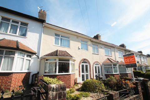 4 bedroom terraced house to rent - *STUDENT PROPERTY* Beverley Road, Horfield, Bristol, BS7