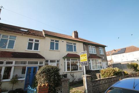 4 bedroom terraced house to rent - *STUDENT PROPERTY* Bedford Crescent, Horfield, Bristol, BS7