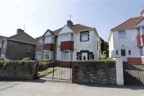 4 bedroom semi-detached house for sale - Vivian Road, Swansea, SA2