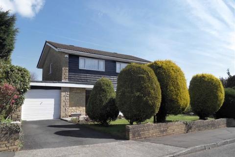 4 bedroom detached house for sale - Coed Mor, Swansea, SA2