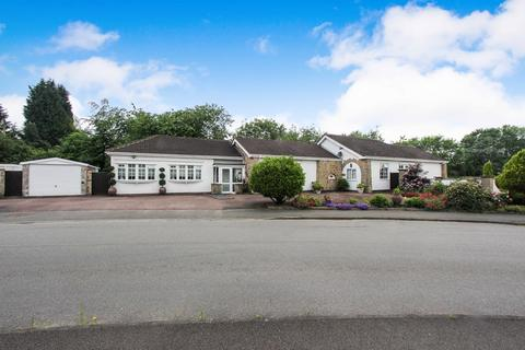 3 bedroom bungalow for sale - Maytree Drive, Kirby Muxloe, Leicester, LE9