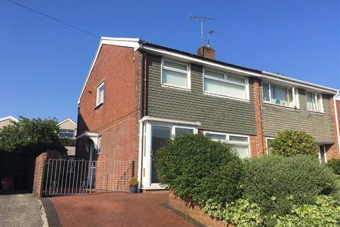 3 bedroom semi-detached house for sale - Furze Crescent, Morriston, Swansea