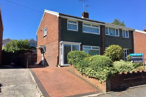 3 bedroom semi-detached house for sale - Furze Crescent, Morriston, Swansea
