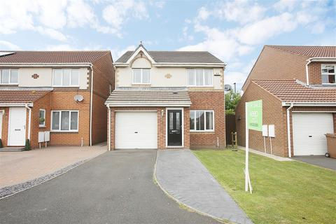 3 bedroom detached house for sale - Holyfields, West Allotment
