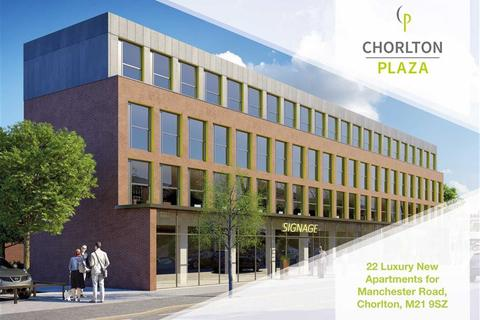 1 bedroom apartment for sale - 102 Manchester Road, Chorlton Cum Hardy, Manchester, M21