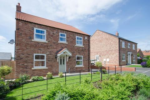 4 bedroom detached house for sale - Thompson Garth, Stillington, York