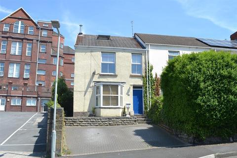 3 bedroom end of terrace house for sale - Kilvey Terrace, St. Thomas, Swansea