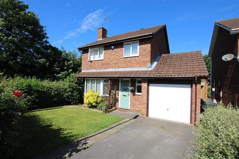 4 bedroom detached house for sale - Swincombe Rise, West End, Southampton