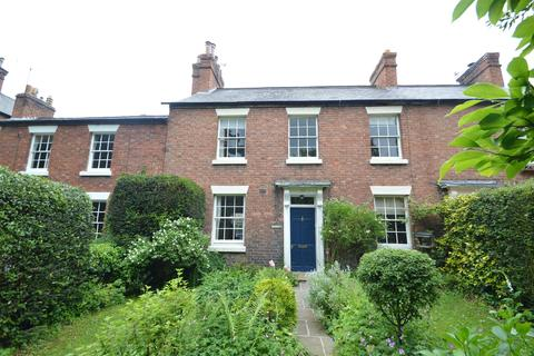 3 bedroom terraced house for sale - 17 Havelock Road, Belle Vue, Shrewsbury SY3 7ND