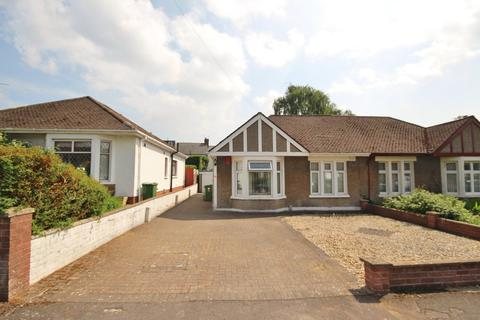 2 bedroom semi-detached bungalow for sale - Heol Gwrgan, Whitchurch, Cardiff