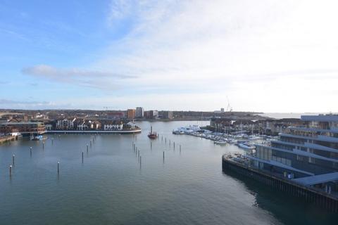 2 bedroom apartment to rent - Alexander Wharf, Ocean Village, Southampton, SO14