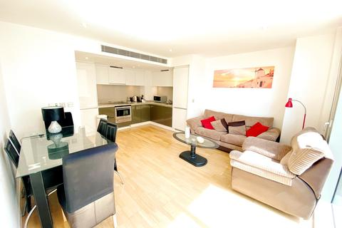 1 bedroom apartment to rent - Landmark West Tower, E14