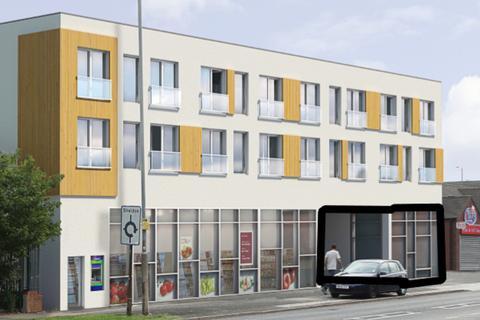 Land to rent - Retail Unit 1, Sheldon Gardens
