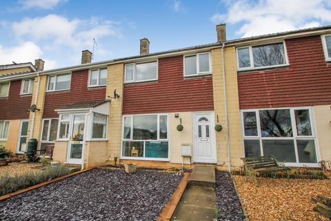 3 bedroom terraced house for sale - Hillcrest Drive, Bath BA2