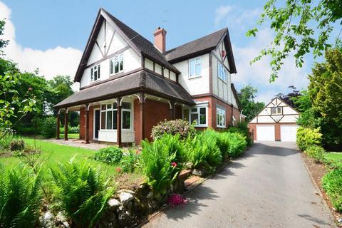 4 bedroom detached house for sale - Stallington Road, Blythe Bridge, ST11 9PA