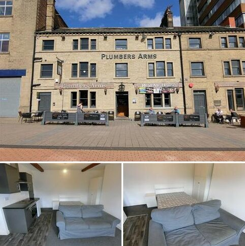 1 bedroom apartment to rent - The Plumbers Arms, Macauley Street, Huddersfield