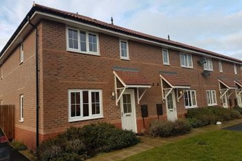 2 bedroom terraced house to rent - Tacitus Way, North Hykeham, Lincoln, LN6