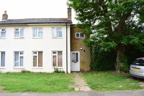 2 bedroom end of terrace house for sale - Briars Wood, Hatfield, AL10