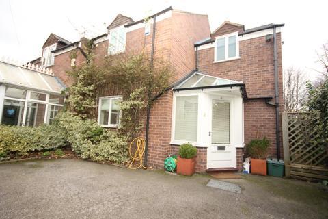 2 bedroom semi-detached house to rent - Edgar Place, Handbridge, Chester