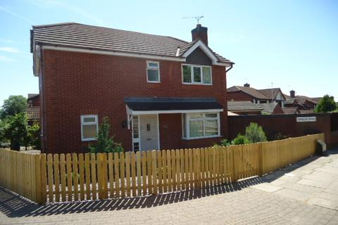 3 bedroom detached house for sale - Gimson Road, Western Park, Leicester, LE3