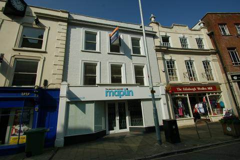 Retail property (high street) to rent - Barnstaple, Devon EX31