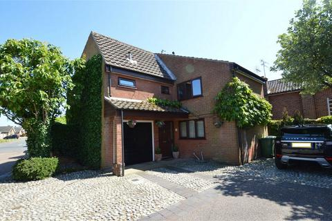 3 bedroom detached house for sale - Eastwood Mews, Constitution Hill, Norwich, Norfolk