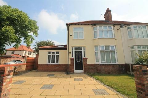 3 bedroom semi-detached house for sale - Manor Road, Crosby, Merseyside