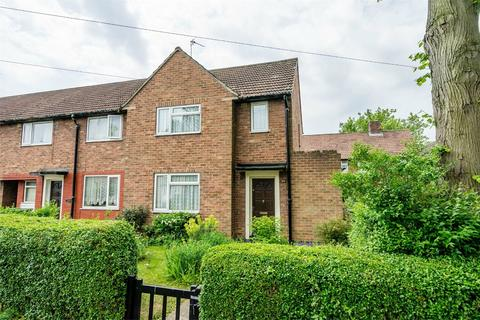 3 bedroom end of terrace house for sale - Bramham Avenue, Acomb, York