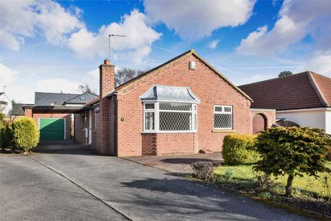 3 bedroom detached bungalow for sale - Pollard Close, Huntington, York