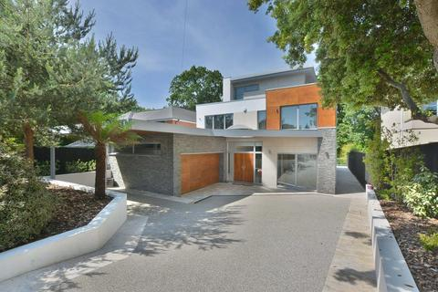 5 bedroom detached house for sale - Westminster Rd, Branksome Park, Poole BH13 6JQ