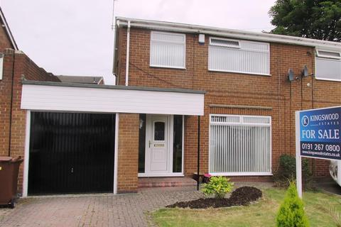 3 bedroom semi-detached house for sale - Moorcroft Road, Newcastle upon Tyne