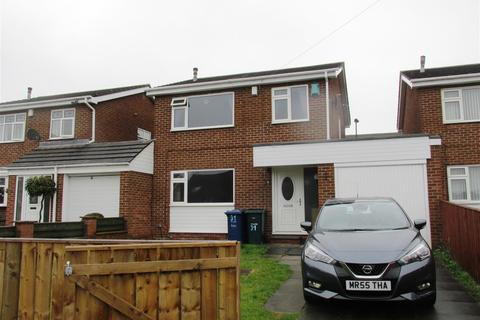 3 bedroom link detached house for sale - Marsham Close, Newcastle upon Tyne
