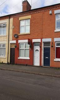 2 bedroom terraced house to rent - Repton Street, Leicester, le3 5fd