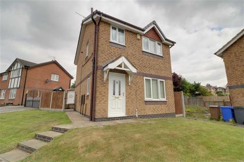 3 bedroom detached house for sale - Bowfell Grove, Adderley Green, Stoke-on-Trent