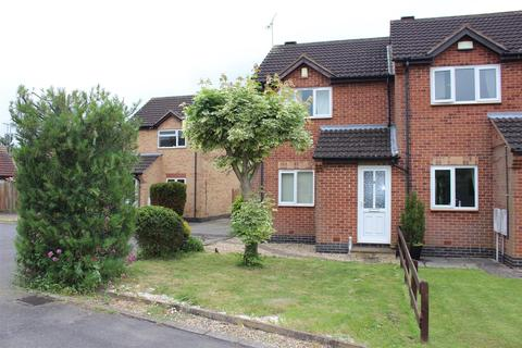 2 bedroom semi-detached house to rent - Foxton Lock Close, Wigston