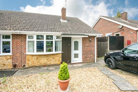 2 bedroom bungalow for sale - Draycott Close,  Abington Vale, Northampton