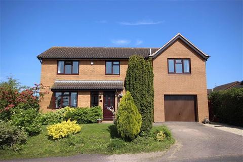 5 bedroom detached house for sale - Nourse Close, Leckhampton, Cheltenham, GL53