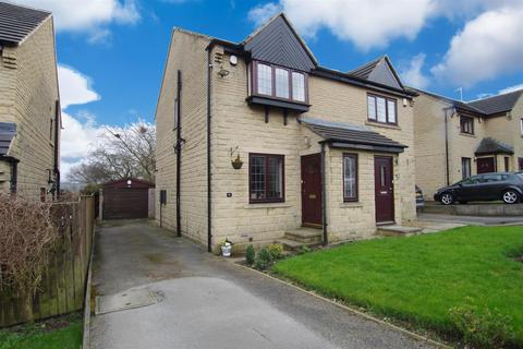 2 bedroom semi-detached house for sale - Coppice View, Idle, BD10.