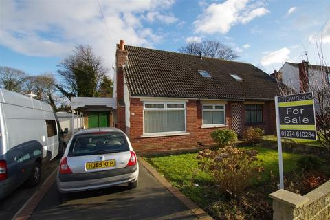 3 bedroom semi-detached bungalow for sale - Willow Crescent, Bradford