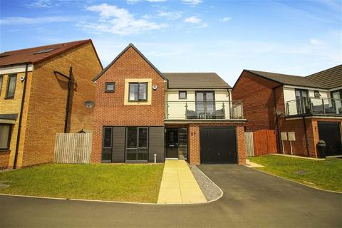 4 bedroom detached house for sale - Sir Bobby Robson Way, Great Park, Newcastle Upon Tyne