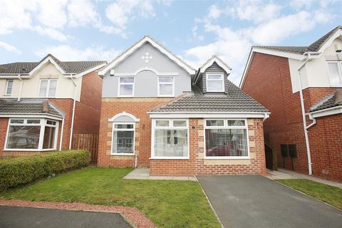 3 bedroom detached house for sale - St. Cuthberts Way, Holystone
