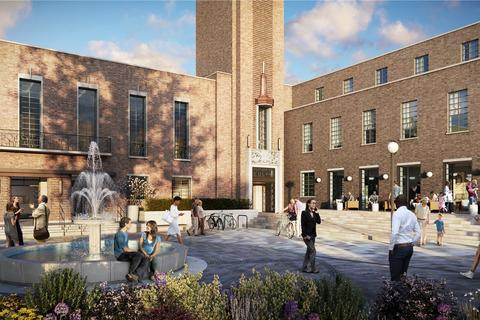 3 bedroom flat for sale - Hornsey Town Hall, Crouch End, London, N8